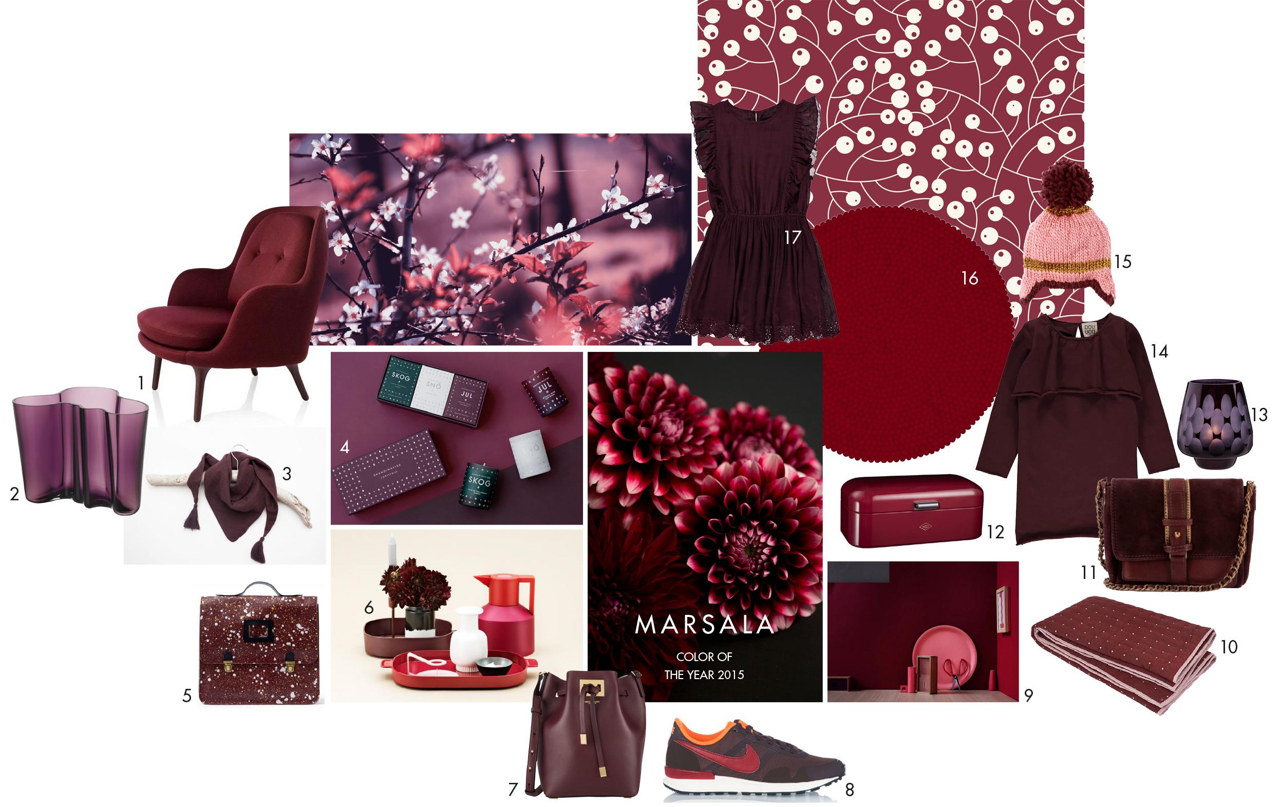 glamour ser auftritt der trendfarbe marsala. Black Bedroom Furniture Sets. Home Design Ideas