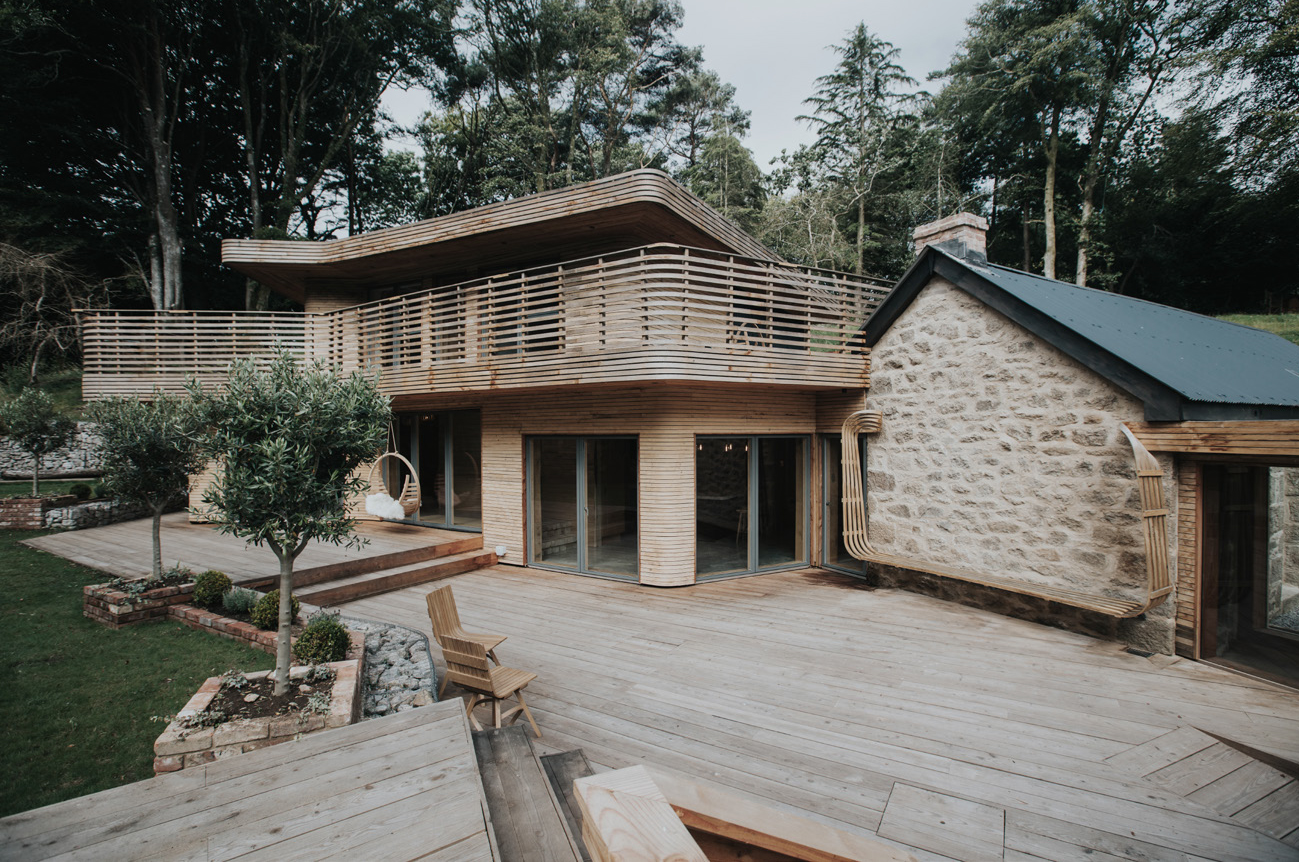 Grand Designs House By Tom Raffield